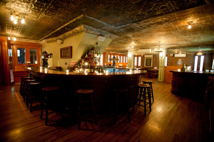 Bars We Love Try To Pronounce Brooklyn Buschenschank