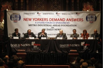 Quinn and the gang: Dem. mayoral candidates to appear at BK Forum