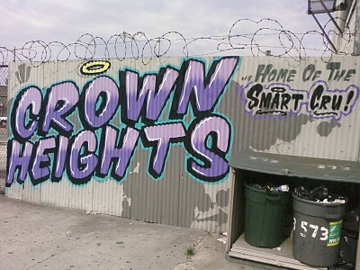 War! Where does Crown Heights end and Prospect Heights begin?