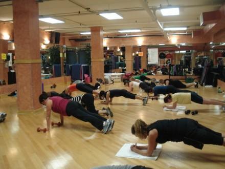 Harbor Fitness beach body boot camp, via FB.