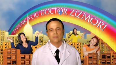 Wait, Dr. Zizmor could have been on '30 Rock?'
