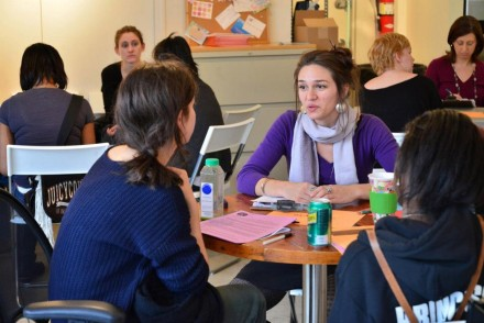 Help wanted write away: Be a writing mentor for Girls Write Now