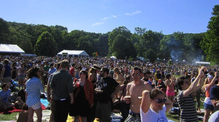 Two easy chances for free GoogaMooga VIP tickets