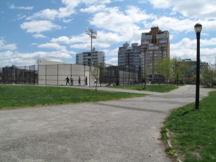 Choices, choices: Expand McCarren Park or keep parking spaces