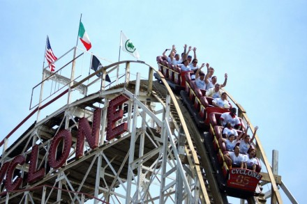 Keep summer alive with this Coney Island rides deal