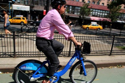 The Daily Show requests you calm the f#$& down about CitiBike