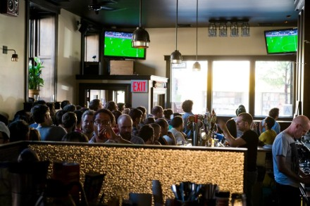Bars We Love: Have some witty conversation at Banter!