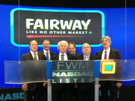 Now you can own a piece of Fairway (that you can't eat)