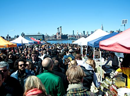 How to stuff yourself at Smorgasburg for less than $20
