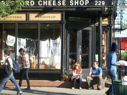 Is a loan all that's holding you back from being the next Bedford Cheese Shop? (via flickr user A.J. Candy)