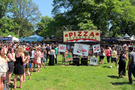 Ready to eat: all you need to know for GoogaMooga 2013