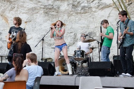 Rock out with A Giant Dog and 12 other weekend ideas