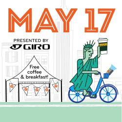 Annual Bike to Work Day (src: TransAlt)