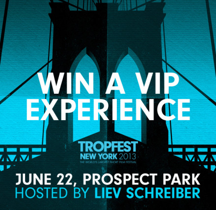 Only one day left to enter our TropFest VIP pass giveaway