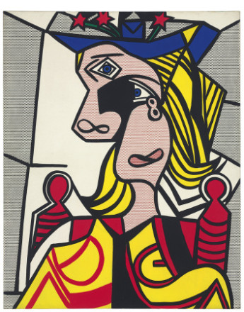 Art house your house fake it 39 til you make it - Roy lichtenstein cuadros ...