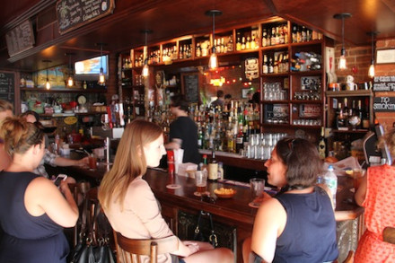 Bars We Love: Go South, young man!