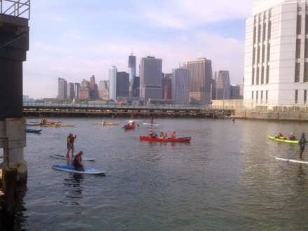 Break out your hazmat wet suit: registration for Gowanus Challenge now open