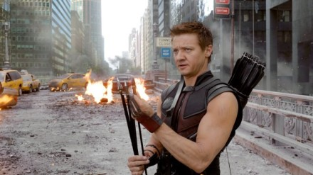Hawkeye (who lives in Brooklyn according to recent comics) will be in Coney Island, avenging