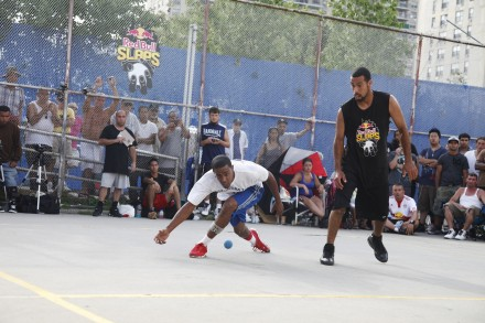 See who the king of handball is in Coney Island this weekend