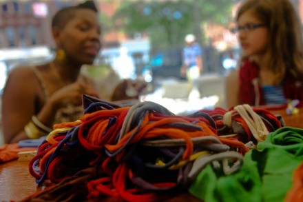 Yarn: important for making things