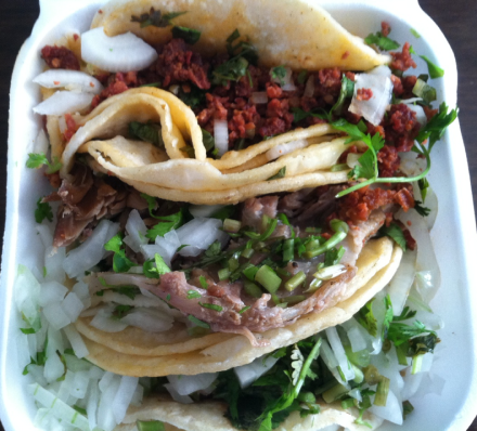 One girl, 12 tacos: A 12-taco tour of Sunset Park