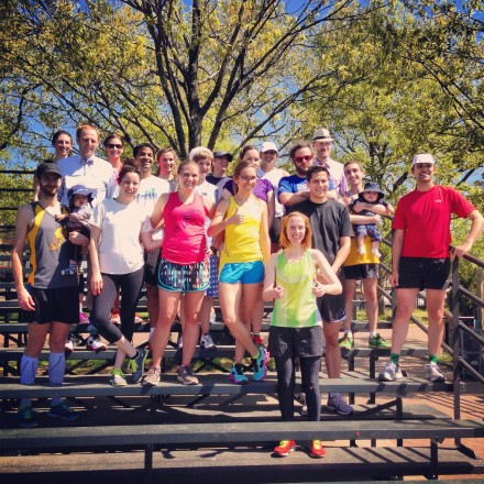 Learn to run with The South Brooklyn Running Club