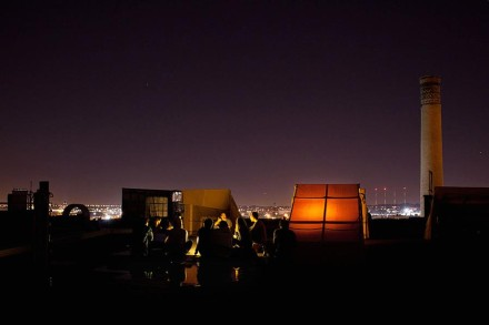 You've got another chance for rooftop camping, in August