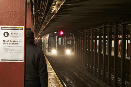 This will finally take you out of Brooklyn on the weekends. via Flickr user Vincenzosi