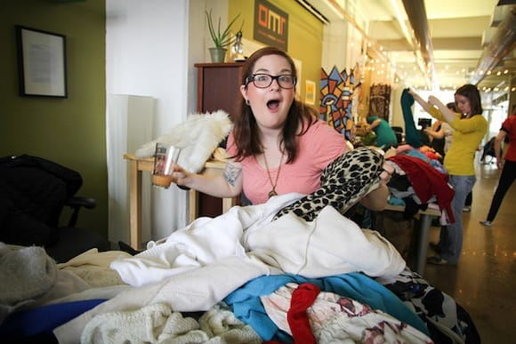 Swap 'til you drop: Here's your ultimate guide to hosting a clothing swap