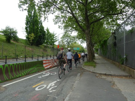 Ride the whole Brooklyn-Queens Greenway on an epic group ride