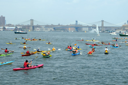 City of Water Day puts you on a boat, then teaches you about it