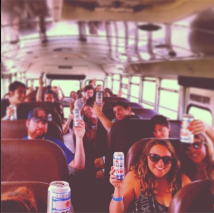 The NYC Beach Bus: still cheap, now with free Sixpoint