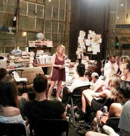 Bushwick is New York City's newest 'literary mecca'