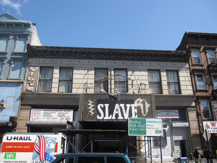 Slave Theater is said to be safe from condo-ization after all