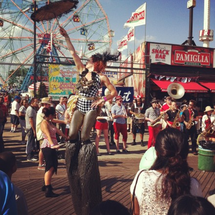 Get old-timey at the 3rd Annual Coney Island History Day