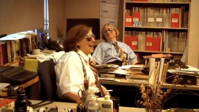 Let these librarians reenacting 'Sabotage' get you excited for our anti-VMA party