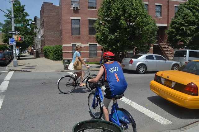 Can the argument that Citi Bikes are perfect for the apocalypse make them cool? Maybe!