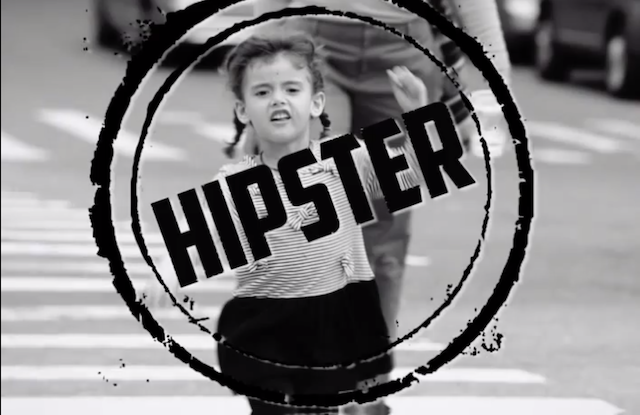 Man ensnared by hipsters, lives to tell the tale