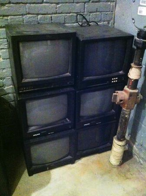 Craigslist freebie of the day: Your own personal dystopian nightmare!