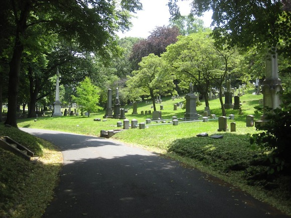 One day only: Jog among the dead at Green-Wood Cemetery tomorrow