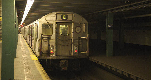 Don't fear the C-eeper: A salute to life on the C train