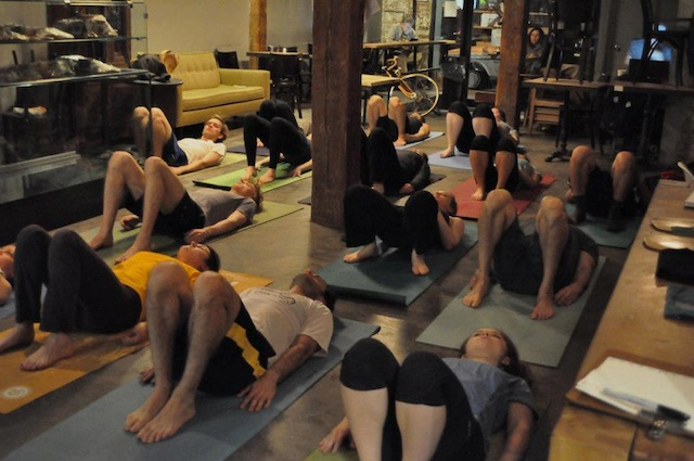 Combine yoga, dating and drinking and 20 other free events this week