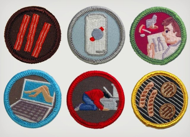 Story time! What's your Brooklyn demerit badge?