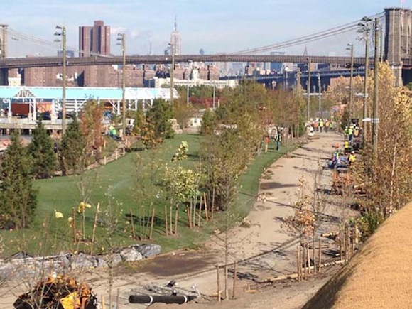 Brooklyn Bridge Park opens Pier 3 and Pier 4 expansions Saturday