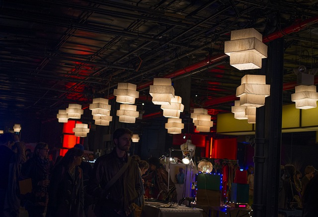 The good and not so good of the new Brooklyn Night Bazaar