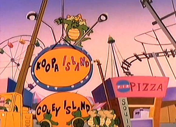 Remembering the time King Koopa invaded Coney Island