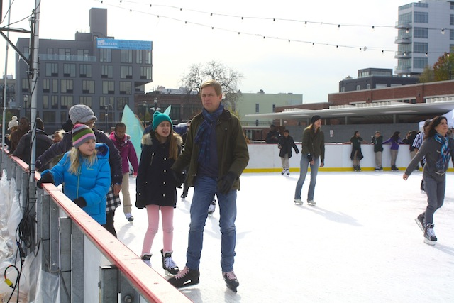 Hey cheap-skates: Get this McCarren Park ice rink Groupon