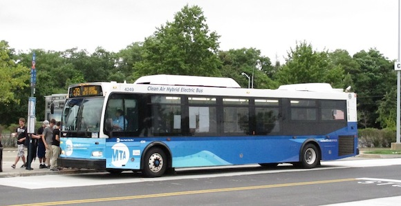 MTA Bus Time coming to every route in BK in March