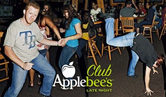 Do New Year's at Applebee's, because you didn't need that $375 anyway