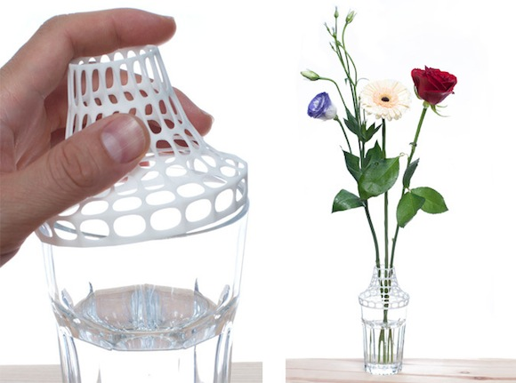25 gifts under $25, No. 18: 3D printed clip-on vase!